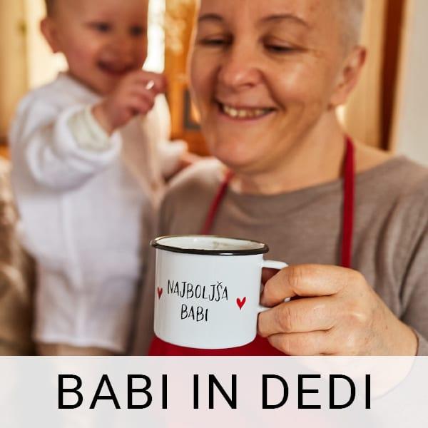 Za babice in dedke